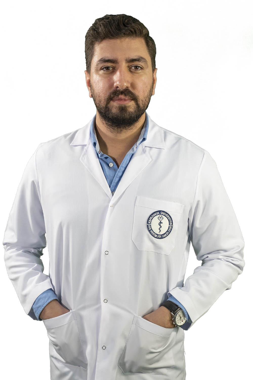 Dr. Öğr. Üyesi Fuad Najafi