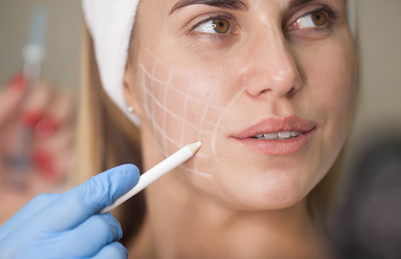 Botox Applications for Masseter